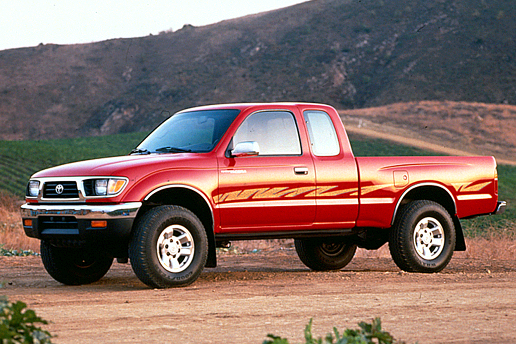 Truck Step Up >> 1995-04 Toyota Tacoma | Consumer Guide Auto