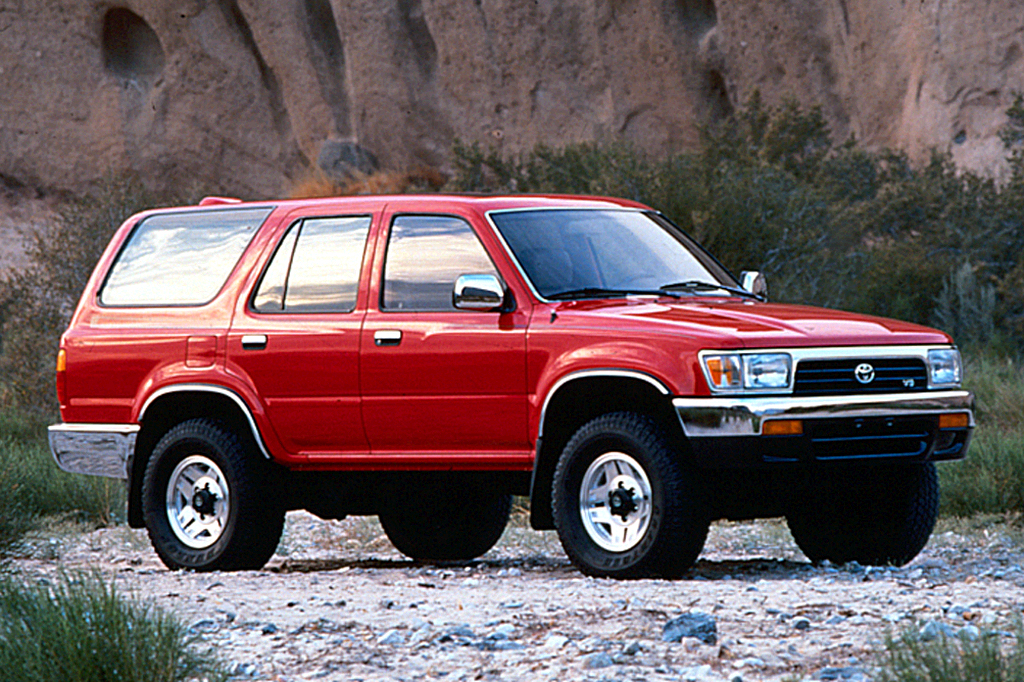 Toyota 4runner For Sale >> 1990-95 Toyota 4Runner | Consumer Guide Auto