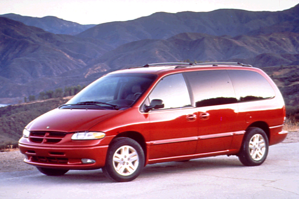 on 1997 plymouth grand voyager