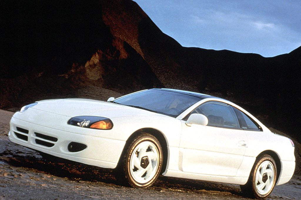 Best Extended Auto Warranty >> 1991-96 Dodge Stealth | Consumer Guide Auto