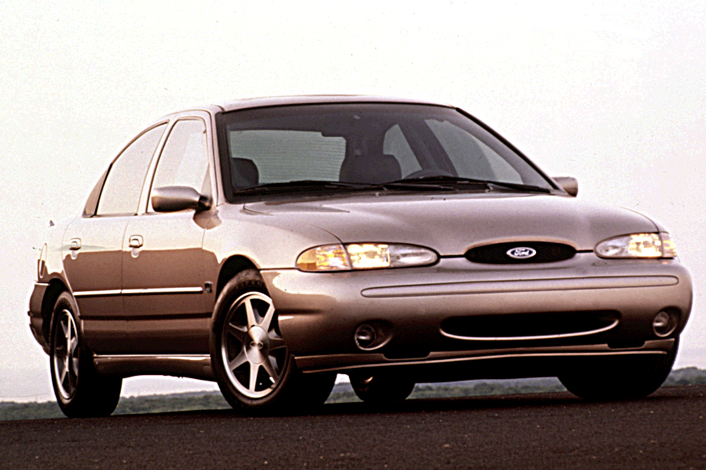 1995 00 Ford Contour on ford contour automatic transmission diagram