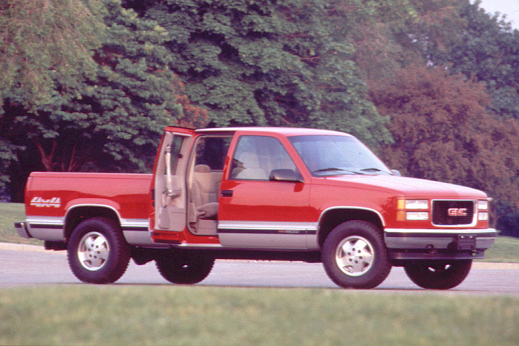 199098 GMC Sierra Consumer Guide Auto. 1996 GMC Sierra Extended Cab. GM. 1993 GMC 4 3 Engine Diagram At Scoala.co