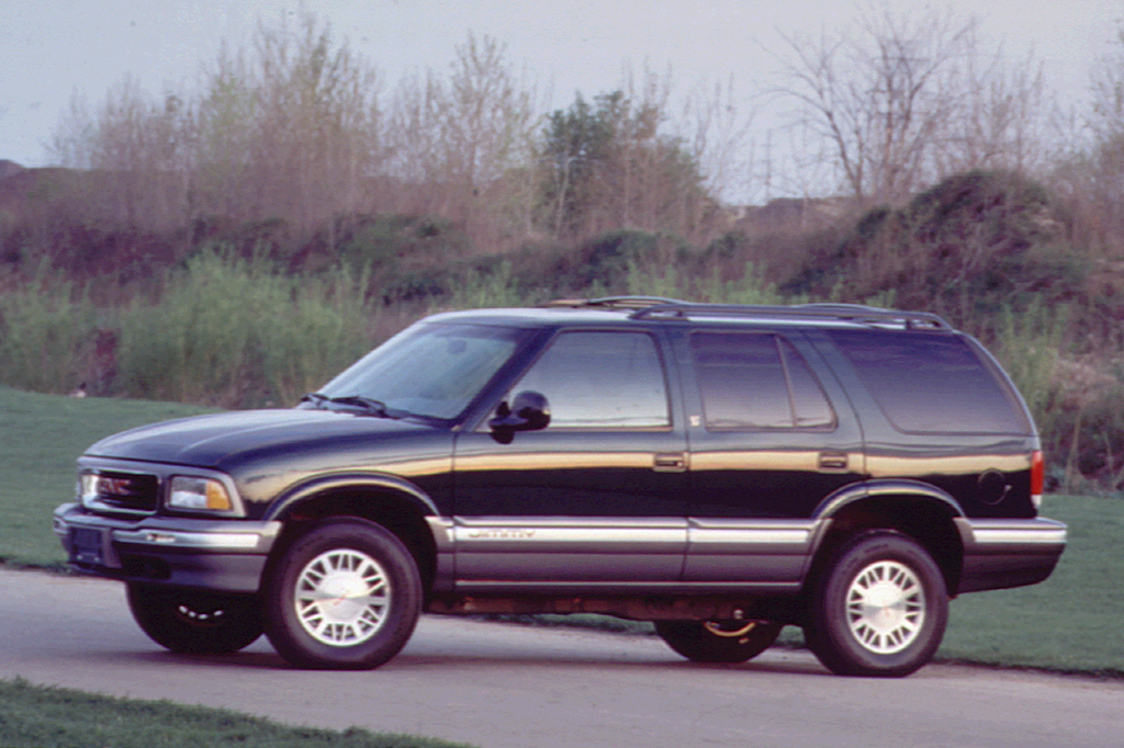 & 1995-01 GMC Jimmy/Envoy | Consumer Guide Auto
