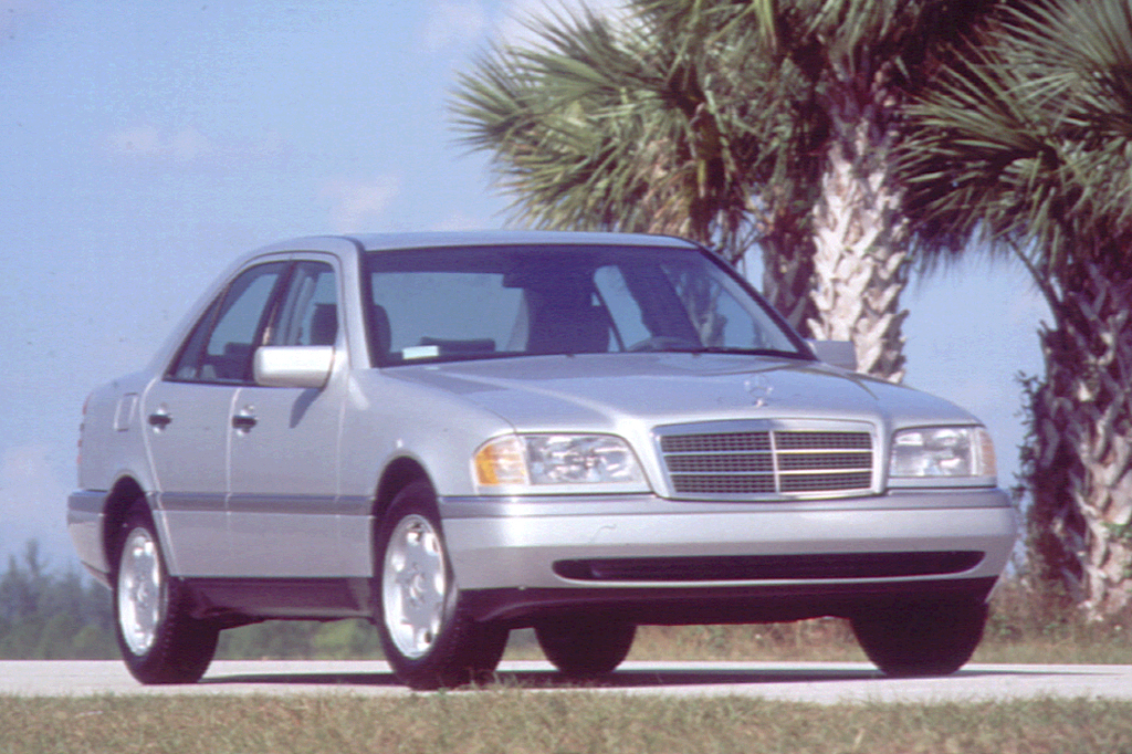 Mercedes Certified Pre Owned >> 1994-00 Mercedes-Benz C-Class | Consumer Guide Auto