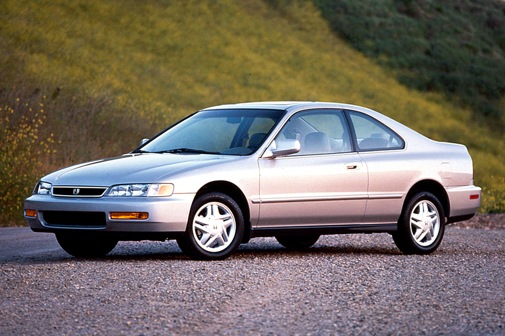 1994 97 honda accord consumer guide auto for 09 2 door honda accord