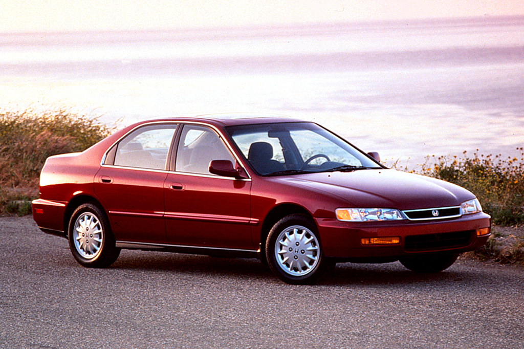 1994 97 honda accord consumer guide auto rh consumerguide com 1994 Honda Accord DX Marron Used 1994 Honda Accord DX