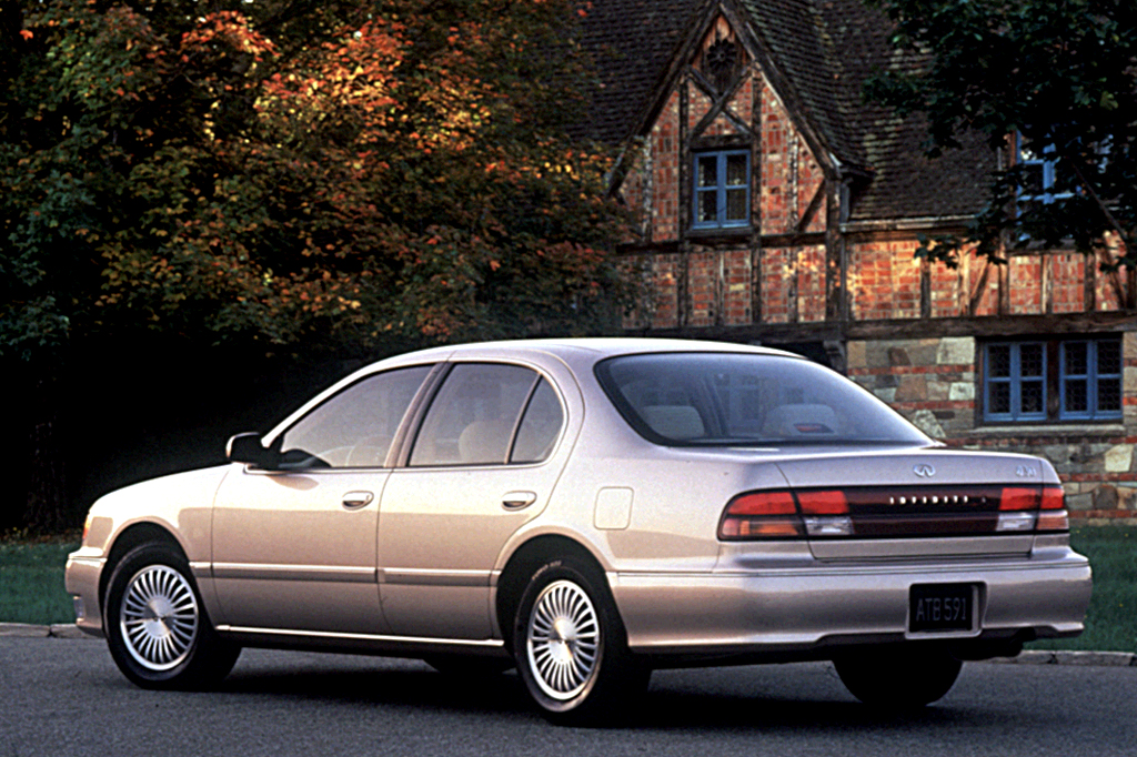 How Long Does It Take To Jump A Car >> 1996-99 Infiniti I30 | Consumer Guide Auto