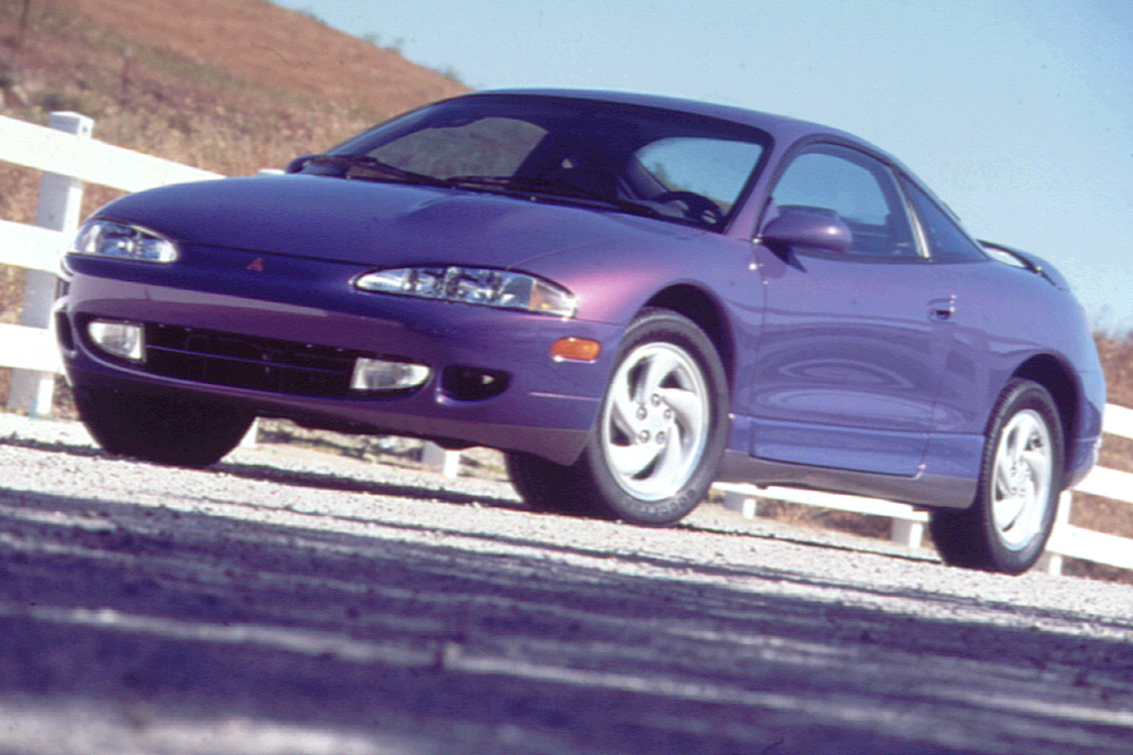 1995 99 mitsubishi eclipse consumer guide auto 1996 mitsubishi eclipse gsx 2 door coupe fandeluxe Image collections
