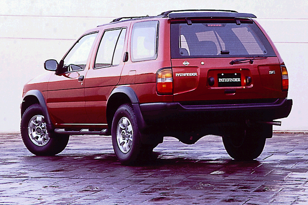 Nissan Transmission Recall >> 1996-00 Nissan Pathfinder | Consumer Guide Auto