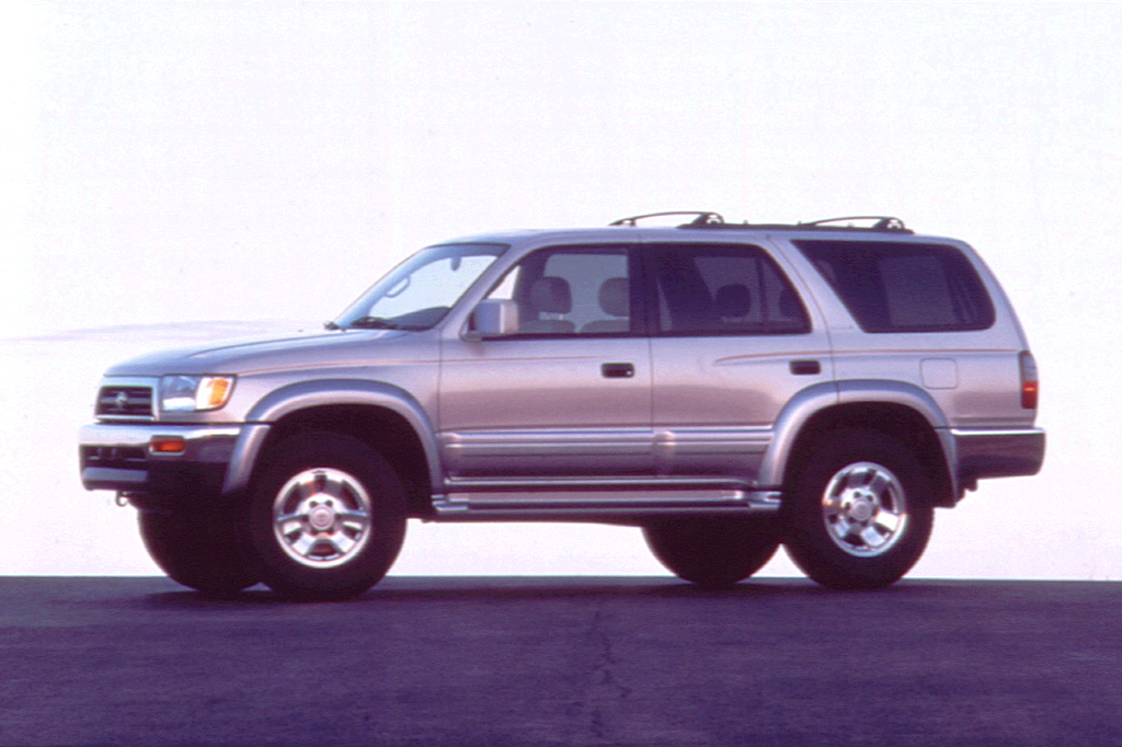 on 2001 Toyota 4runner Sr5