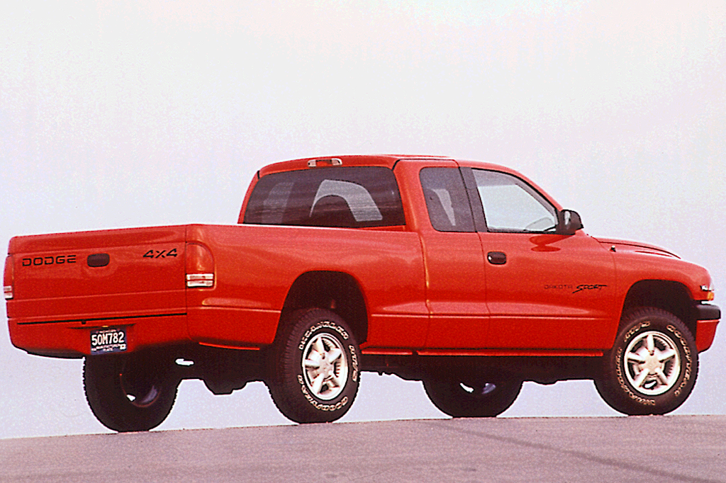 1997 04 Dodge Dakota Consumer Guide Auto
