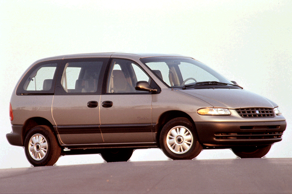 1996 00 Plymouth Voyager Consumer Guide Auto
