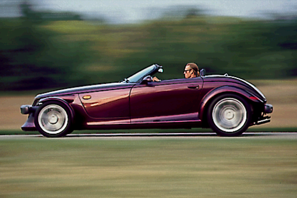 1997 02 Plymouth Prowler on Practical Vehicle