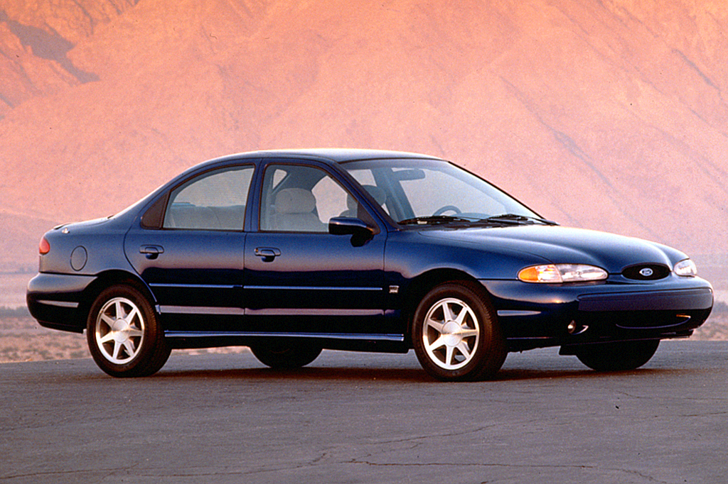 1995 00 Ford Contour on 1997 honda accord specs