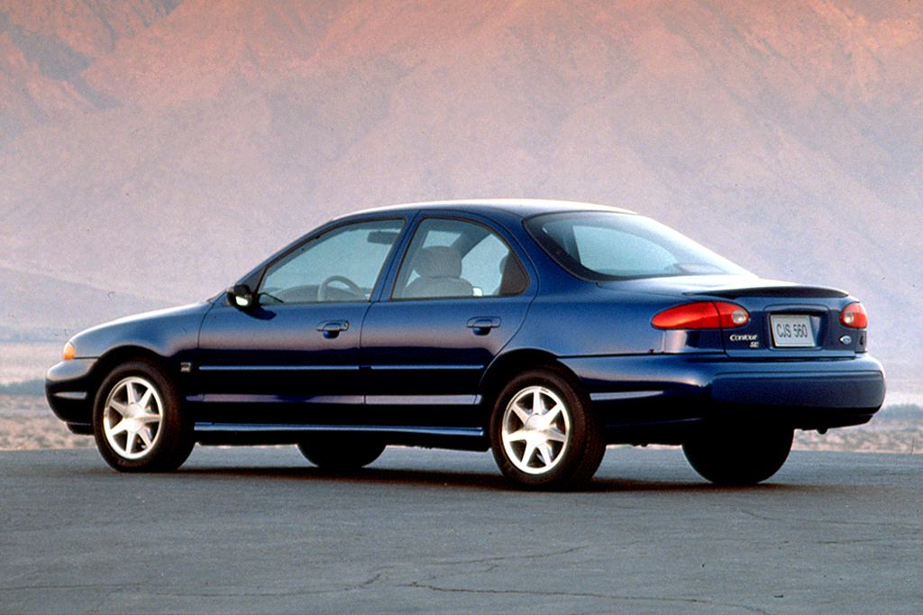 Certified Pre Owned Honda >> 1995-00 Ford Contour | Consumer Guide Auto