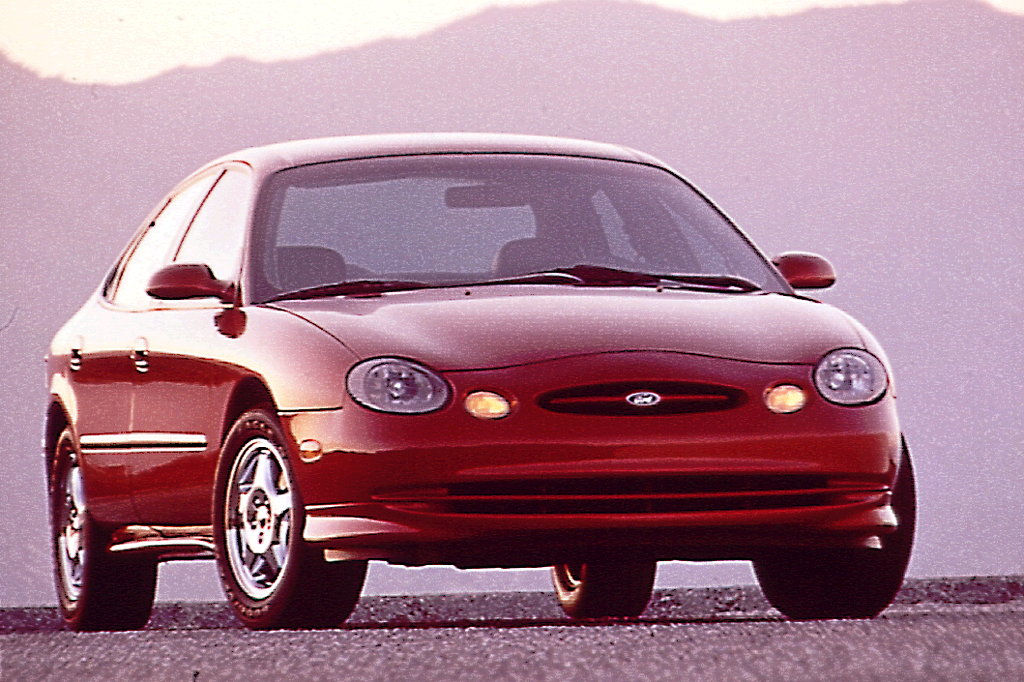 1996 99 ford taurus consumer guide auto. Black Bedroom Furniture Sets. Home Design Ideas