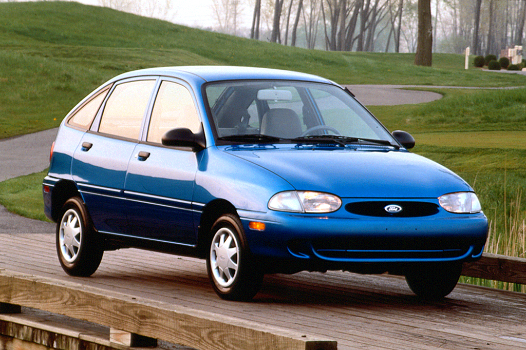 199497 Ford Aspire Consumer Guide Autorhconsumerguide: 1997 Ford Aspire Wiring Diagram At Oscargp.net