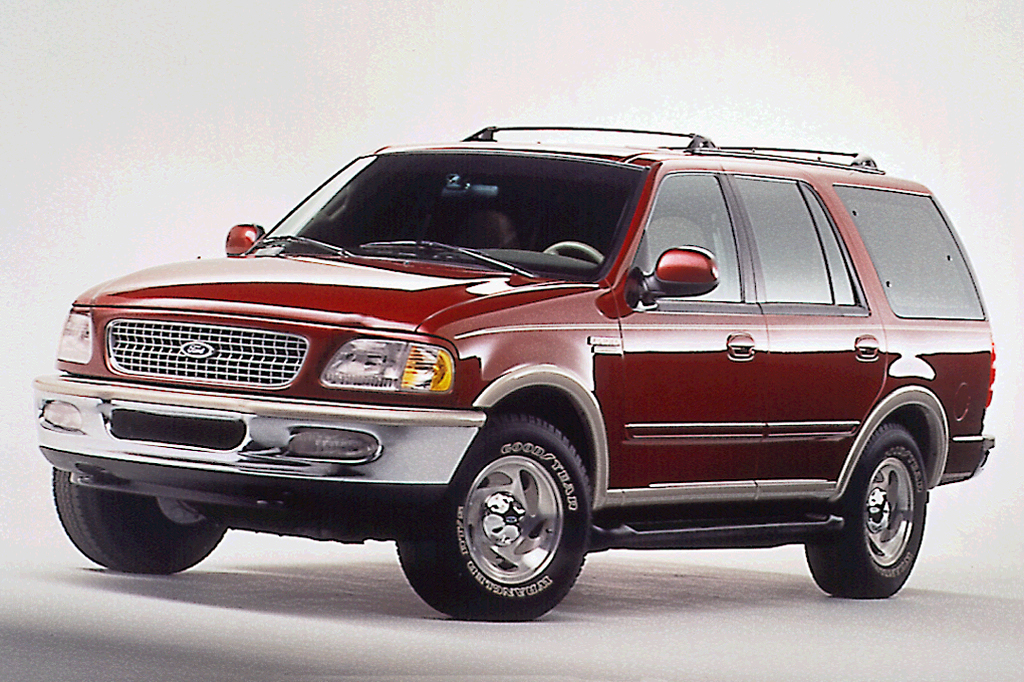 1997 02 ford expedition consumer guide auto. Black Bedroom Furniture Sets. Home Design Ideas