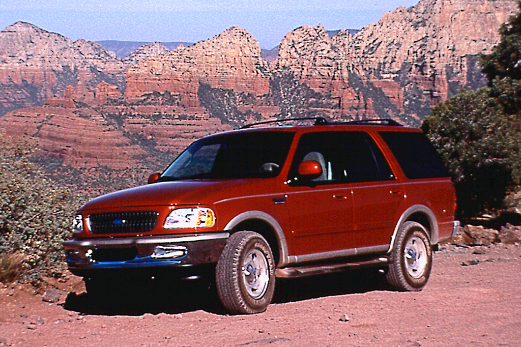 1997-02 Ford Expedition | Consumer Guide Auto