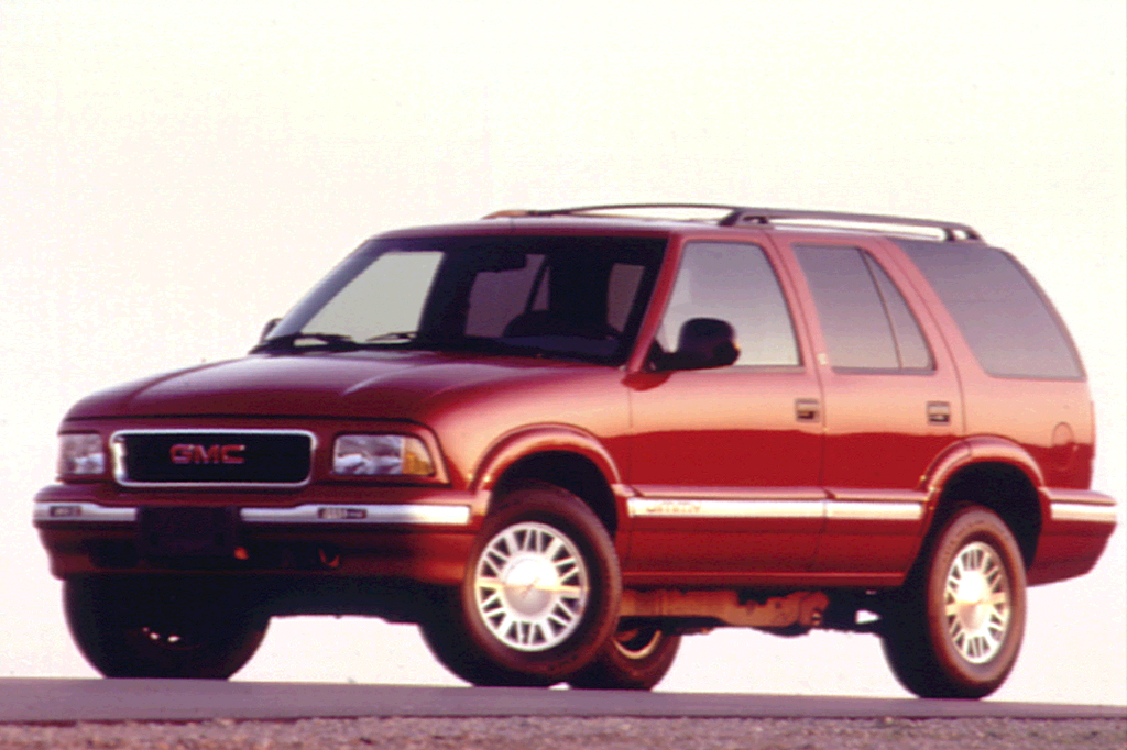 1995 01 gmc jimmy envoy consumer guide auto