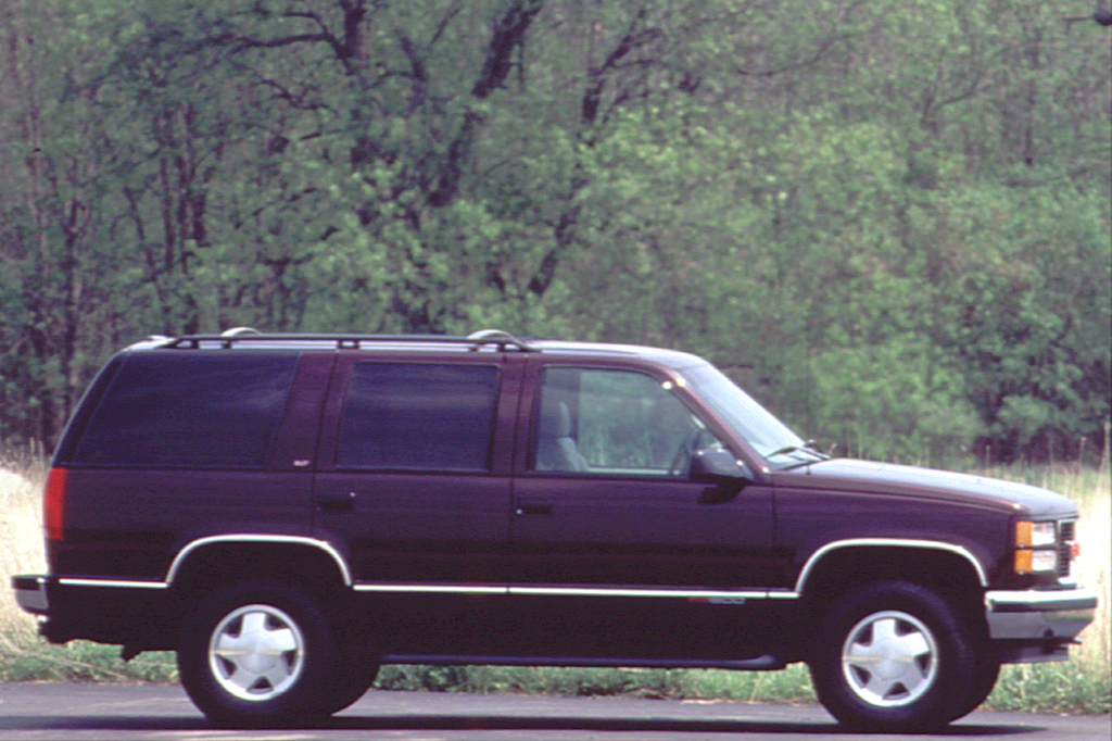 1997 GMC Yukon 4-door wagon : yukon door - pezcame.com