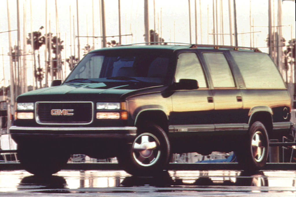 Ford Certified Pre Owned >> 1992-99 GMC Suburban | Consumer Guide Auto