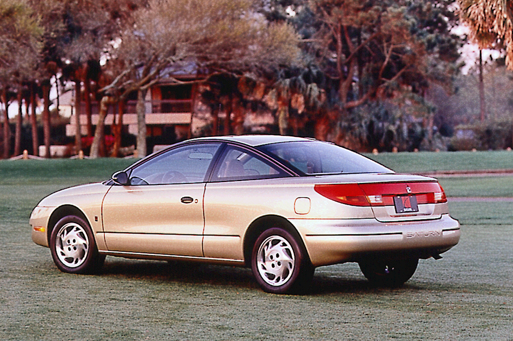 199702 Saturn Coupe  Consumer Guide Auto
