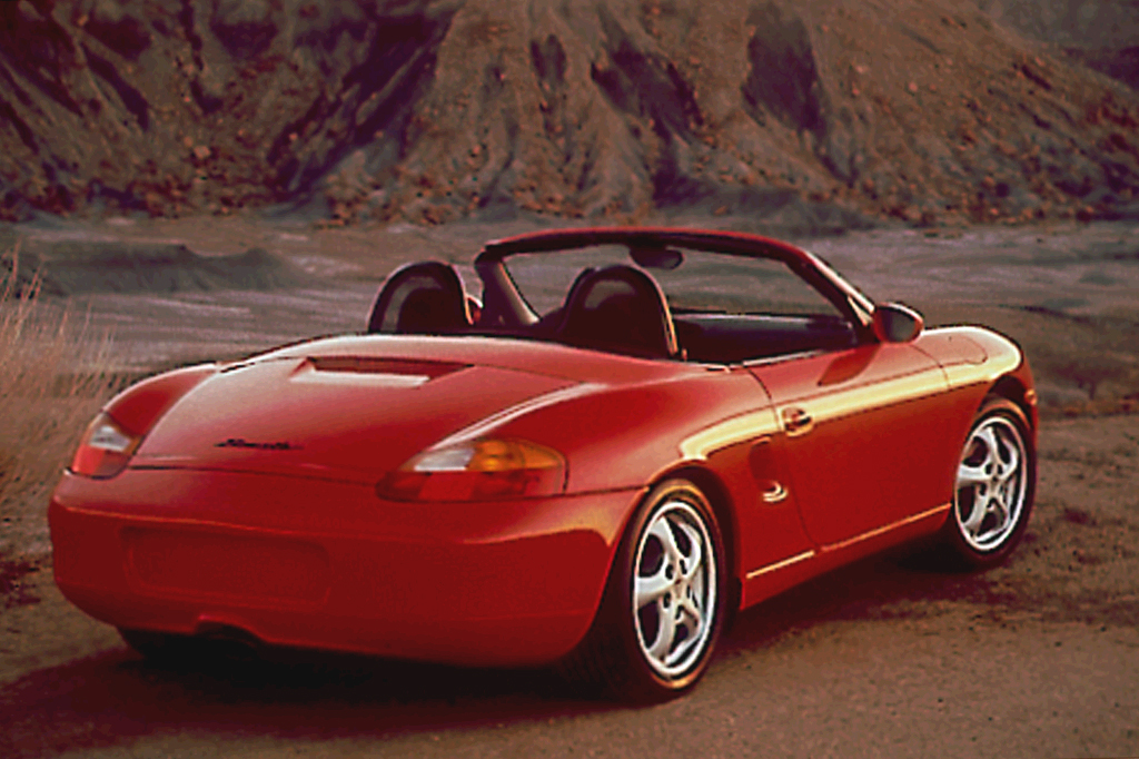 1997 04 porsche boxster consumer guide auto. Black Bedroom Furniture Sets. Home Design Ideas