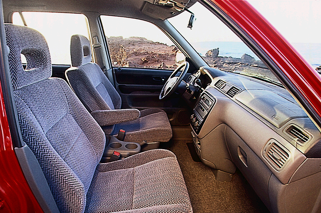 1997 Honda CR V Interior