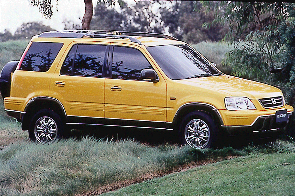High Quality 1997 Honda CR V