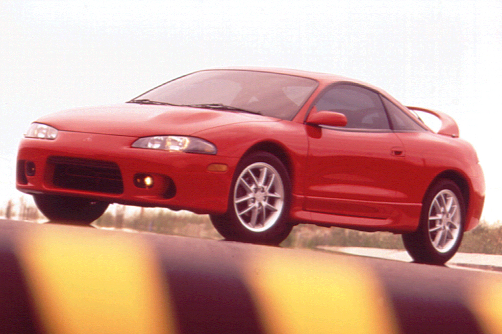 1995 99 mitsubishi eclipse consumer guide auto 1997 mitsubishi eclipse gsx 2 door coupe fandeluxe Image collections