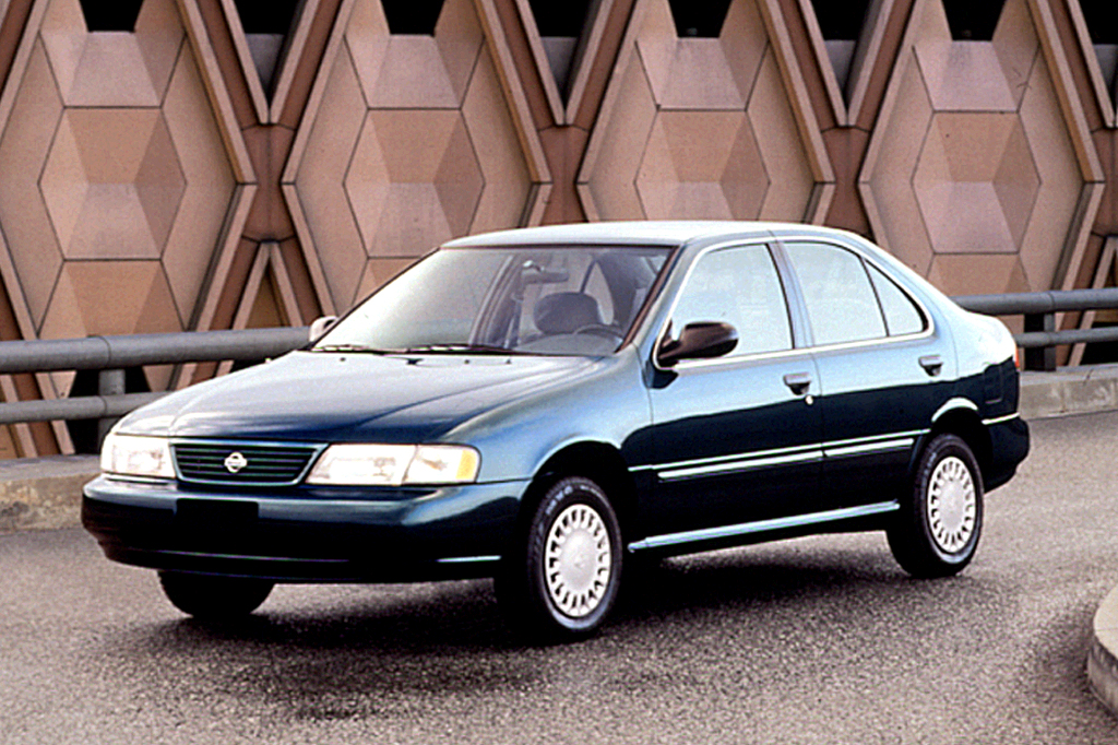 Nissan Transmission Recall >> 1995-99 Nissan Sentra | Consumer Guide Auto