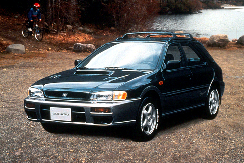 1993 01 subaru impreza consumer guide auto. Black Bedroom Furniture Sets. Home Design Ideas