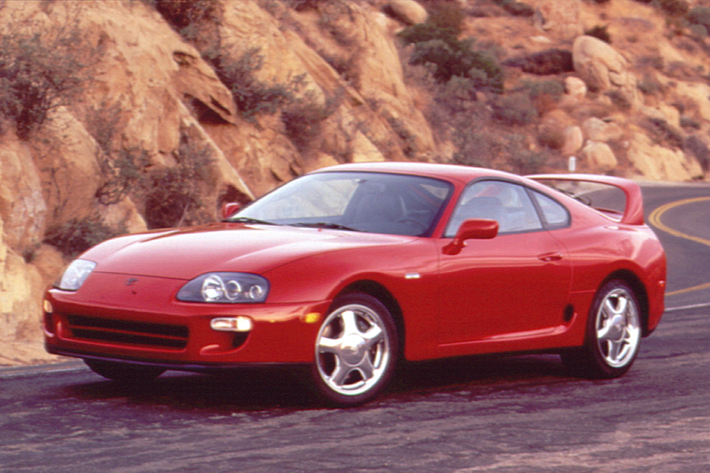 Toyota Certified Pre Owned >> 1993-98 Toyota Supra | Consumer Guide Auto