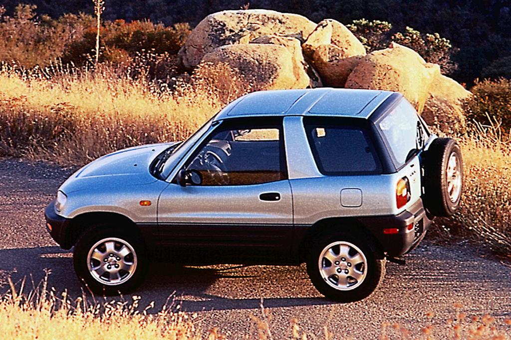 1996 00 toyota rav4 consumer guide auto. Black Bedroom Furniture Sets. Home Design Ideas