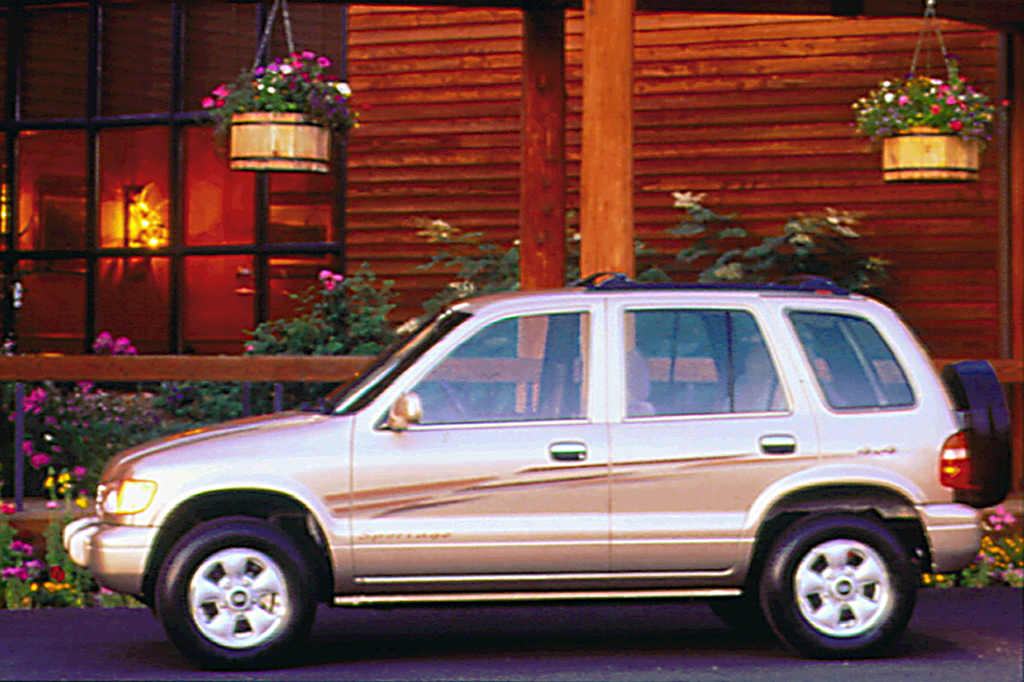 1995 02 kia sportage consumer guide auto rh consumerguide com User Manual PDF Operators Manual