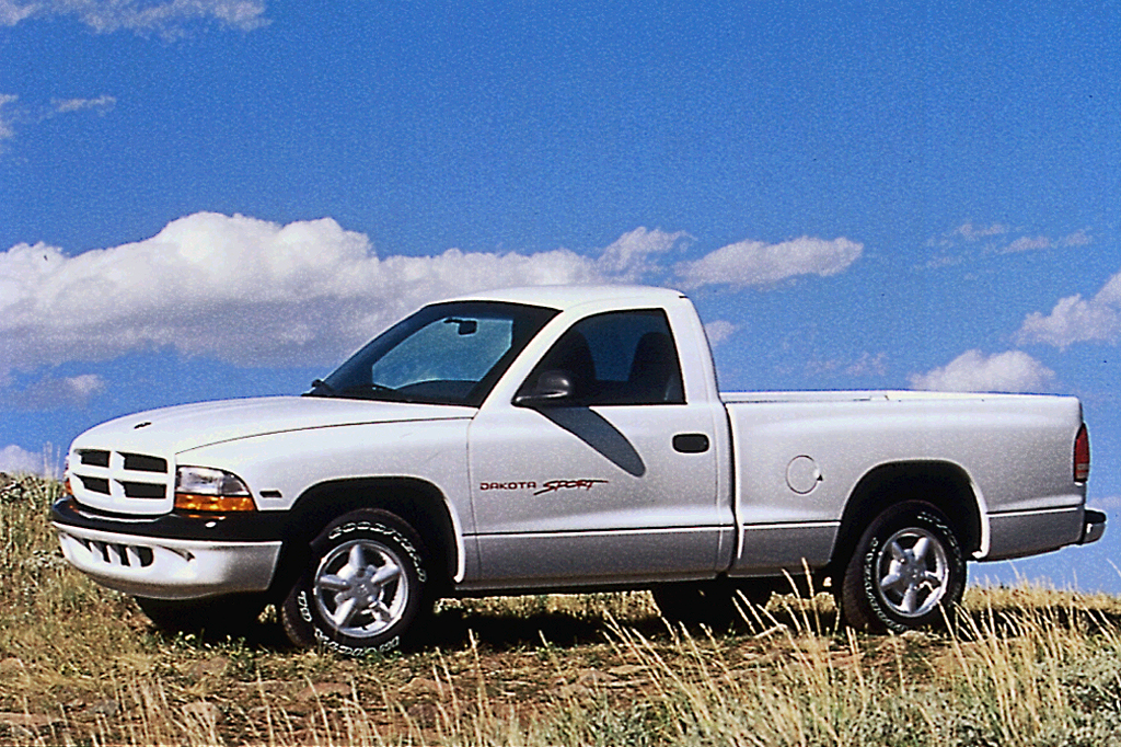 on 1997 Dodge Dakota Extended Cab
