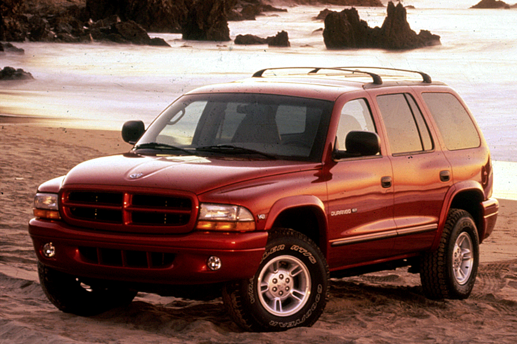 on 2000 Dodge Dakota 4 Door