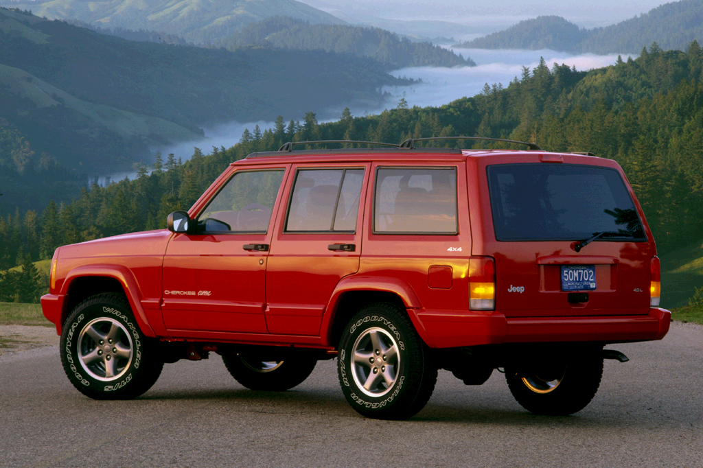 1997 01 jeep cherokee consumer guide auto rh consumerguide com jeep xj automatic vs manual Custom Jeep Cherokee