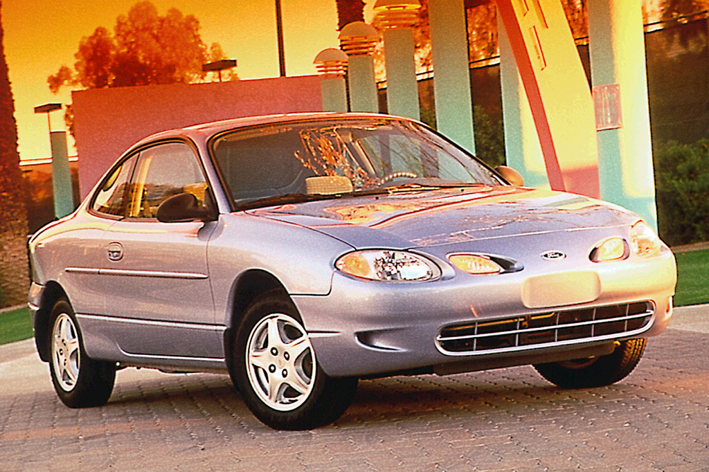 1998 Ford Zx2 2 Door Coupe