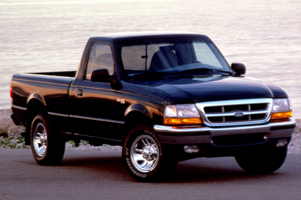 1998 ford ranger manual