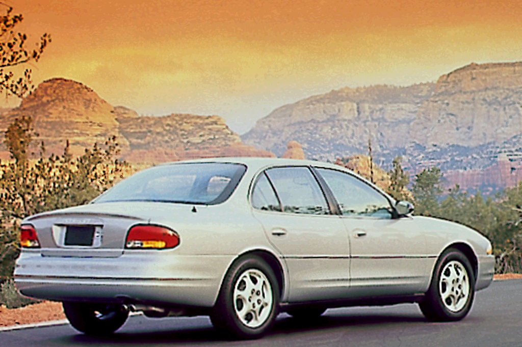Toyota Certified Pre Owned >> 1998-02 Oldsmobile Intrigue | Consumer Guide Auto