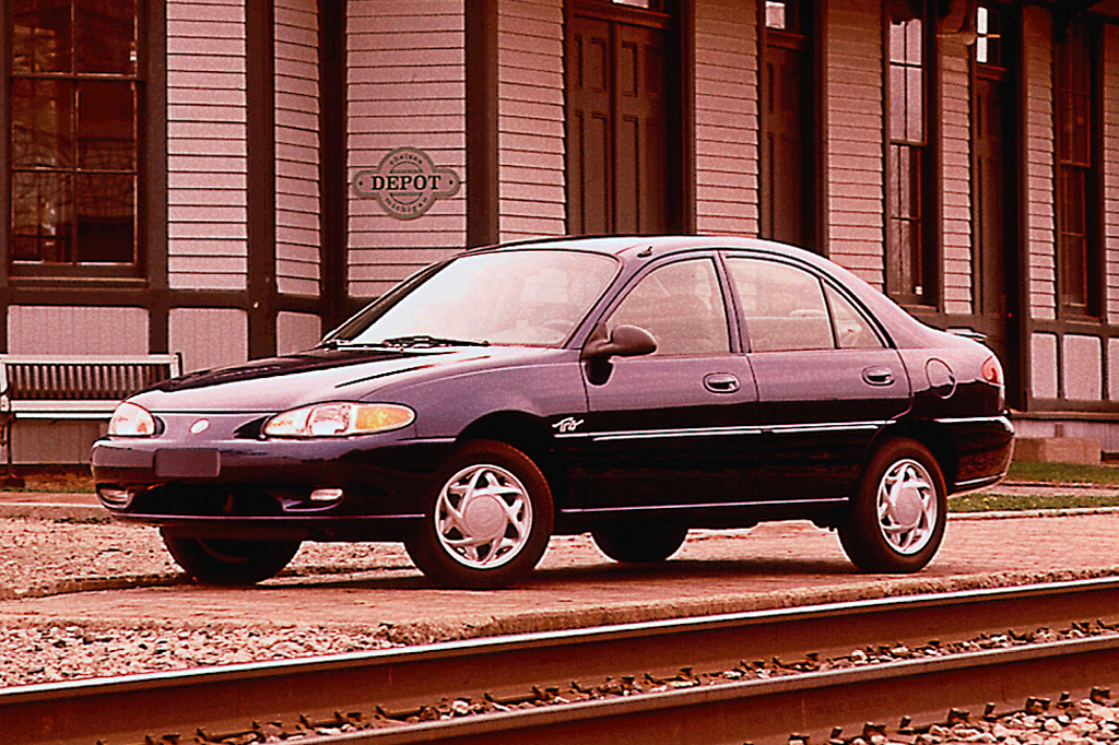 Auto Paint Prices >> 1997-99 Mercury Tracer | Consumer Guide Auto
