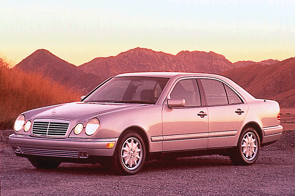 1996 02 mercedes benz e class consumer guide auto for 99 mercedes benz e320