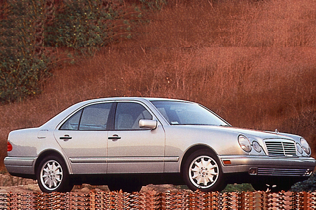 1996 02 mercedes benz e class consumer guide auto On mercedes benz e class 1996