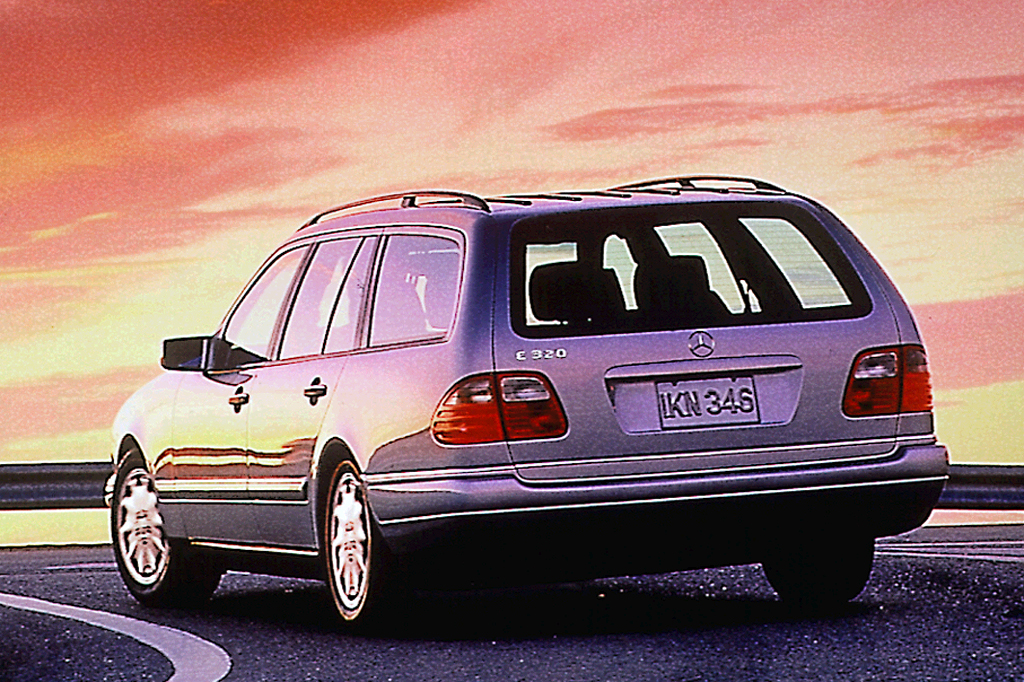 Certified Pre Owned Mercedes >> 1996-02 Mercedes-Benz E-Class | Consumer Guide Auto