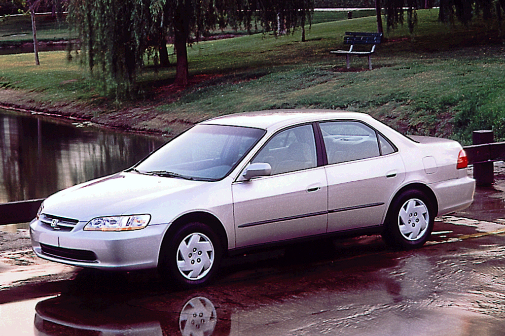 1998 Honda Accord Reviews >> 1998 02 Honda Accord Consumer Guide Auto