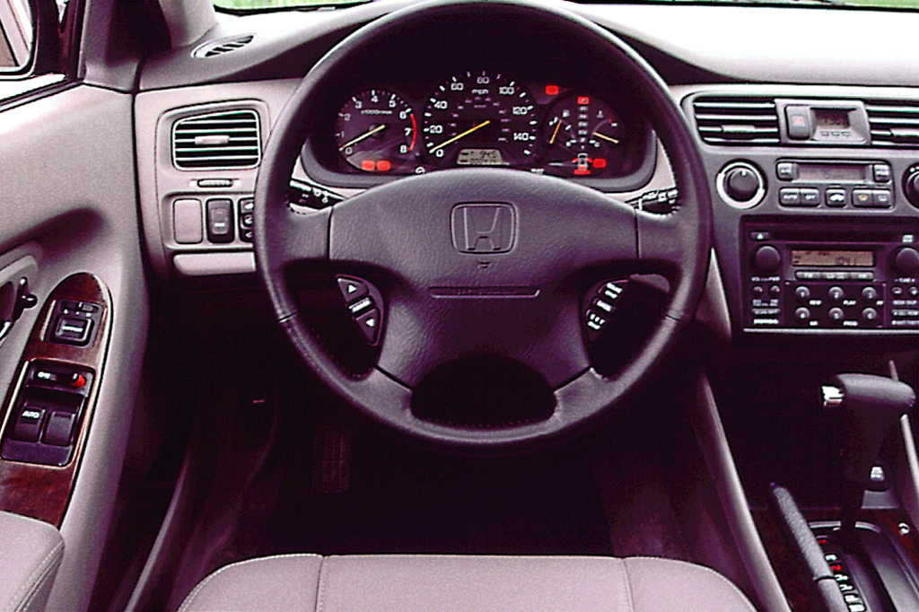 Good 1998 Honda Accord Interior