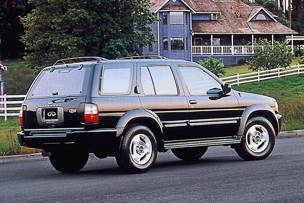Best Value Used Suv >> 1997-00 Infiniti QX4 | Consumer Guide Auto