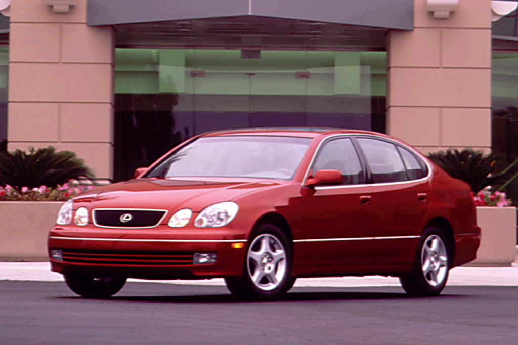 BMW Pre Owned >> 1998-05 Lexus GS 300/400/430   Consumer Guide Auto